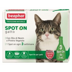 Beaphar Spot On Gatto 3 Pip