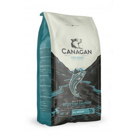 Canagan Dog Scottish Salmone 2 Kg.