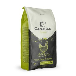 Canagan Dog Small Breed Free Run Chicken Grain Free