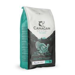 Canagan Dog Dental Free Run Turkey Grain Free