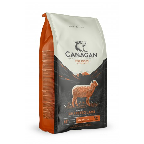 Canagan Meadow Lamb 2 Kg.