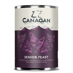 Canagan Dog Senior Feast Grain Free 400g