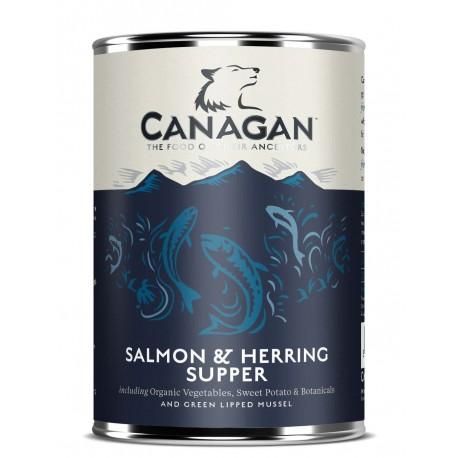 Canagan Umido Salmon Herring 400 G