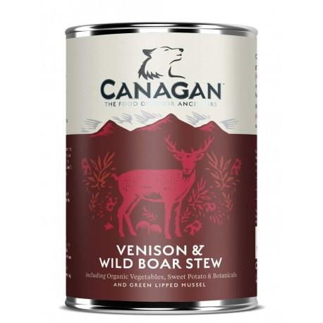 Canagan Cervo&wild Board 400 G