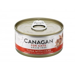 Canagan Umido Gatto Tuna/crab 75 G