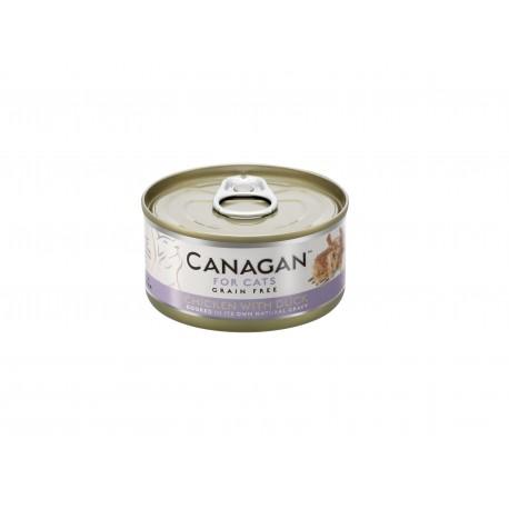 Canagan Umido Pollo Anatra 75 G