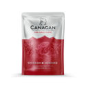 Canagan Cat Bustina Pollo e Aringa Grain Free 85g