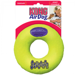 Medium Air Squeaker Donut-ciambella