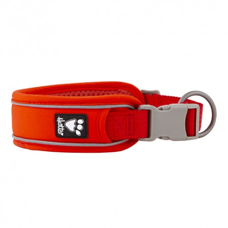 Hurtta Collare Weekend Warrior ECO Rosso