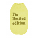 Charlotte's Dress T-Shirt LIMITED EDITION Lime