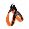 Pettorina In Rete Arancione Mis.sottopancia Regolabile
