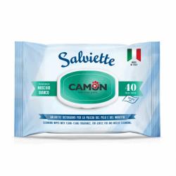 Camon Salviette Muschio Bianco