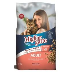 Morando Miglior Gatto Salmone - 2Kg
