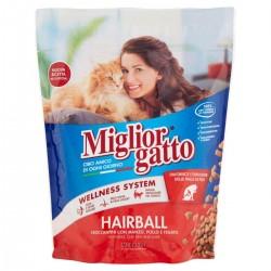 Morando Miglior Gatto Hairball Manzo, Pollo e Fegato - 2Kg