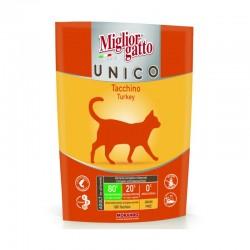 Morando Miglior Gatto Unico Grain&Gluten Free Tacchino - 400gr