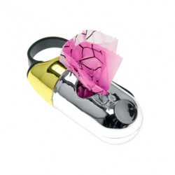 IMAC Dispenser Porta Sacchetti Igienici Luxur + 1 Rotolo