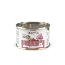 ItalianWay Dog Sensitive Anatra 150g