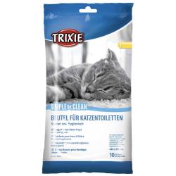 Trixie 10 Sacchetti Large per Cassetta
