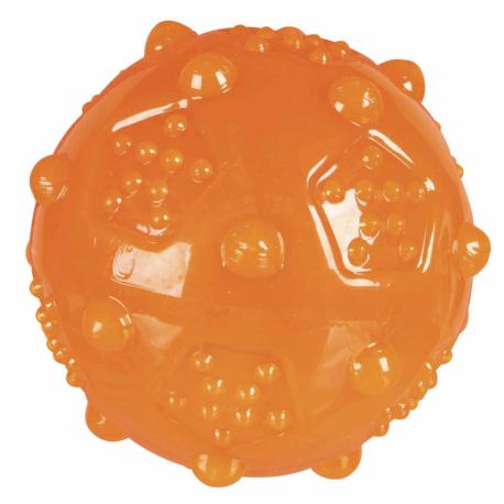 Palla In Gomma Termoplastica 8 Cm.