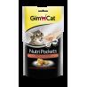 Gimborn Gimcat Nutri Pockets - Salmone e Omega - 60g
