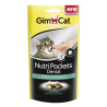 Gimborn Gimcat Nutri Pockets Dental - 60g