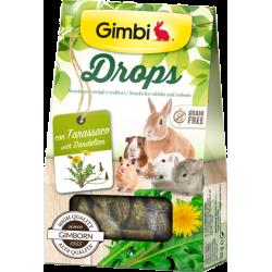 Gimbi Drops Con Tarassaco 50g