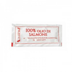 Unipro Bustina Olio Salmone 10ml