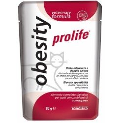 Prolife Cat Vet Obesity Bustina 85g