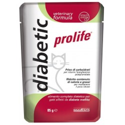 Prolife Cat Vet Diabetic Bustina 85g