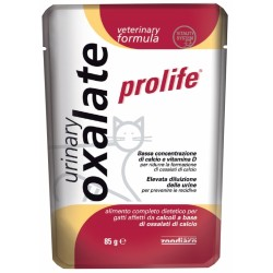 Prolife Cat Vet Urinary Oxalate Bustina 85g