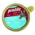 Prolife Cat Kitten Filetti di Pollo con Vitello 85g