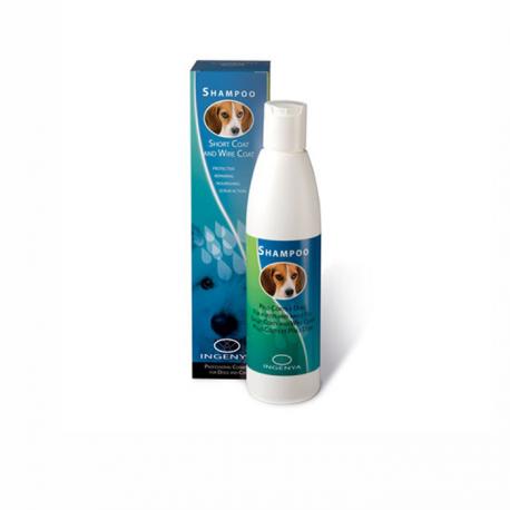 Shampoo Pelo Corto & Duro 250 Ml