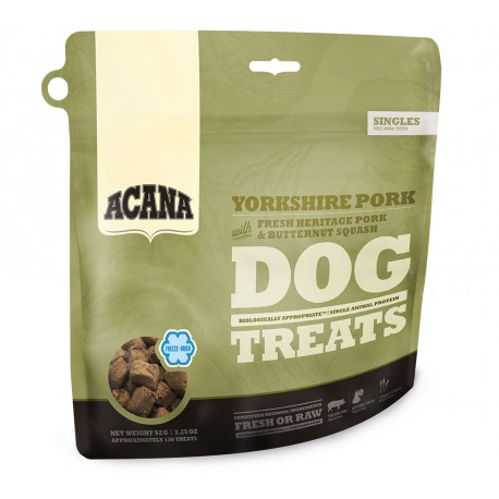 Acana Snack Yorkshire Pork maiale per cani 35g