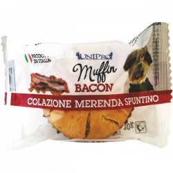 Unipro Muffin al Bacon 30g