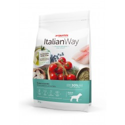 ItalianWay Dog Adult Medium - Trota e Mirtillo
