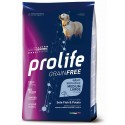 Prolife Dog GRAIN FREE Adult Sensitive Medium Large Sole Fish & Potate 10Kg