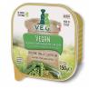 V.E.G. Vegan Dog Zucchine, Piselli e Lenticchie 150g
