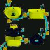 Fontanella Zampillo 28.4*17.4*4capacità 2.8l