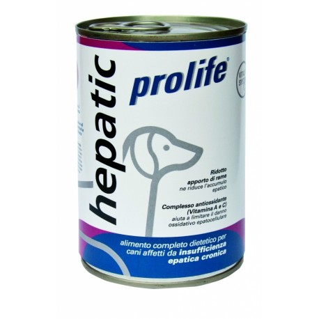 Prolife Dog Vet Hepatic 400g