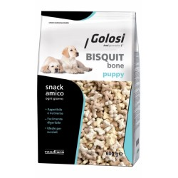 Golosi Bisquit Bone Puppy 600g
