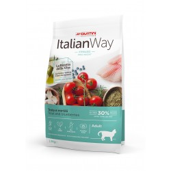 ItalianWay Cat Sterilized Ideal Weight Adult - Trota e Mirtillo