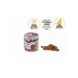 Camon Snack Gatto Cuoricini Salmone 60g