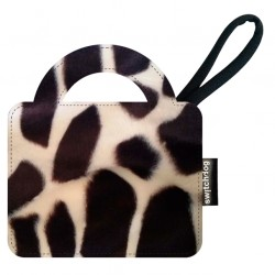 Switch Dog Mini Bag La Bag In Animalier - Giraffa