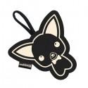 Switch Dog Mini Bag CHIHUI In Vinilpelle - Nero