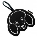 Switch Dog Mini Bag BARBONCINO In Vinilpelle - Nero