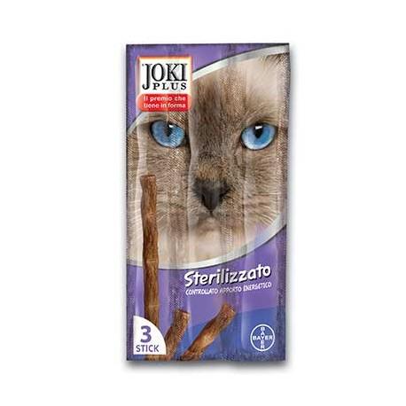 Bayer Joki Plus Cat Snack Sterilizzato 15g