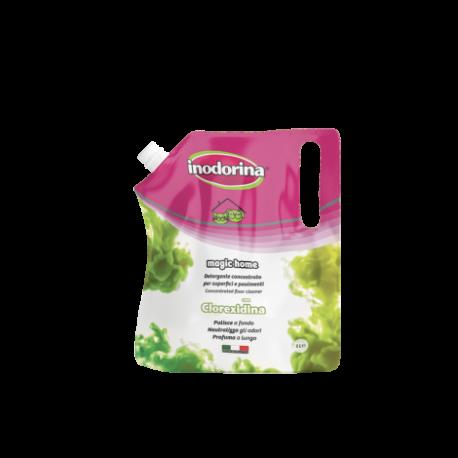 Inodorina Magic Home Detergente Superfici  Clorexdina 1 Litro