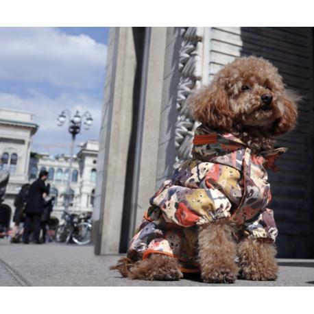 Camon Impermeabile Funny Dogs Tg 27