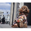 Camon Funny Dogs Impermeabile Leggero Pocket