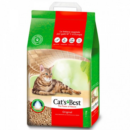 CAT BEST OKO PLUS 7 LITRI